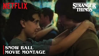 The Snow Ball | Stranger Things | Netflix