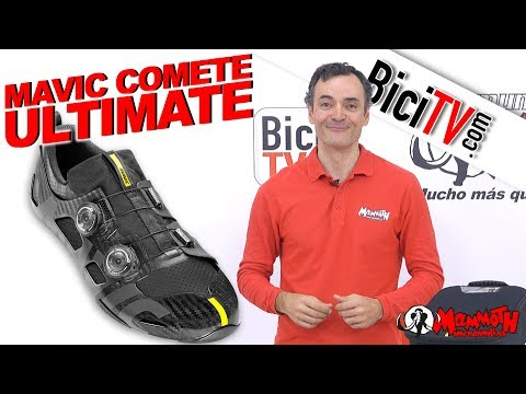 Mavic Comete Ultimate en Mammoth