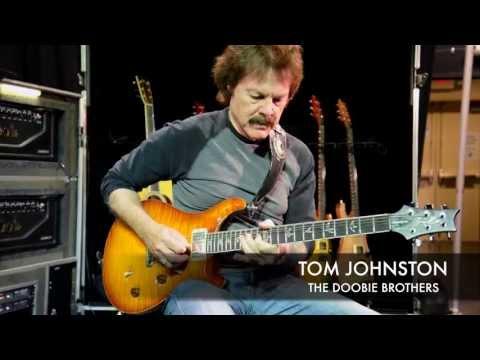 Tom Johnston PRS Custom 24 Guitar