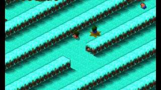 Lemmings Paintball Walkthrough (Part 9) Taxing Difficulty - Levels 17 - 20