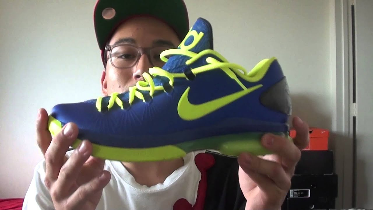 3963edbf44fe KD V Elite Superhero On Feet Review - YouTube