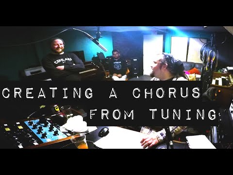 Creating a Chorus from Tuning