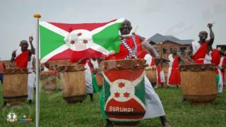 BURUNDI BWACU 1st JULY independence day