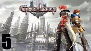 Давайте играть в Chaos Legion часть 5