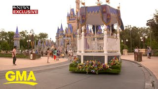 1st look as Disney World reopens amid COVID-19 l GMA