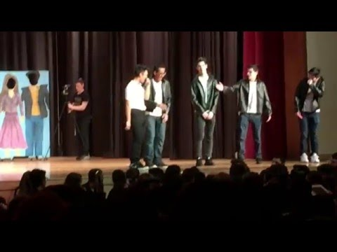 Junior Sing 2015/2016 Tottenville High School