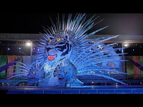 Kings And Queens of Carnival 2017 in Queens Park Savannah