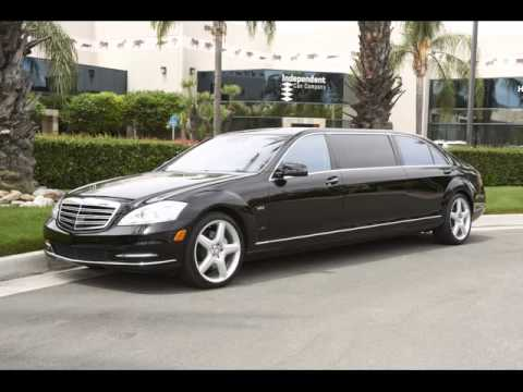 2012 s600 mercedes benz v12 48 stretch limousine limo by for Mercedes benz limo