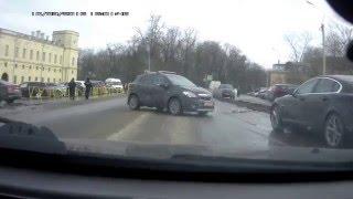 видео: дтп гатчина 10.03.2016