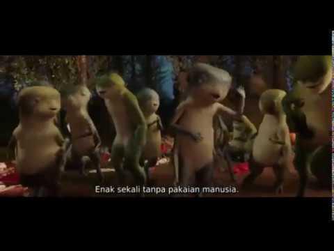 Film Monster hunt sub indo