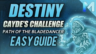 Destiny - Path of the Bladedancer (Cayde