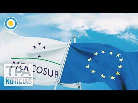 Tratado De Libre Comercio Con La Unión Europea | #TPANoticias Internacional