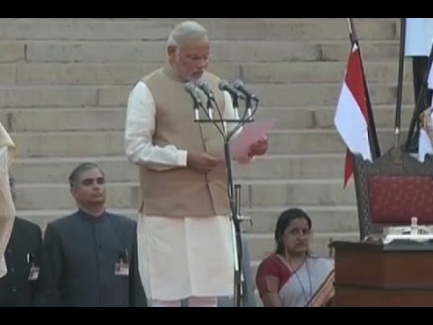 Dunya News-Narendra Modi becomes 15th Prime Minister of India