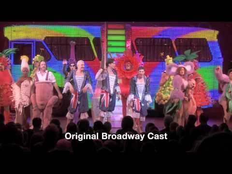 PRISCILLA, QUEEN OF THE DESERT presented by Dallas Summer Musicals