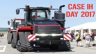case ih day   case ih agriculture   tractor in action