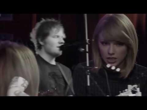 Tenerife Sea - Ed Sheeran ( ft. Taylor Swift )