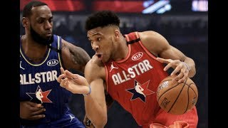 Highlights: Giannis Antetokounmpo Vs. Team LeBron | NBA All-Star 2020 | 2.16.20