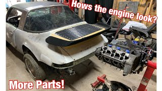 Saving a Vintage Porsche 911 Targa from the Scrapyard: Rebuild Part 15