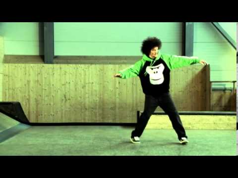 GORILLA Breakdance - New Style (5) D