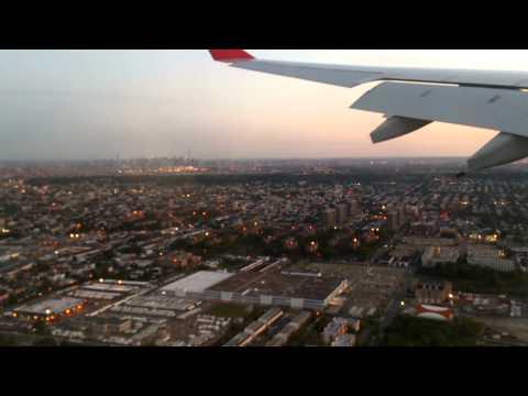 Bogotá to New York, Avianca Av20