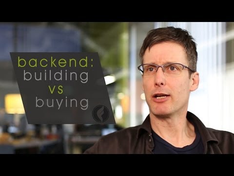 Game Backend: Building vs Buying w/ Pat Wyatt