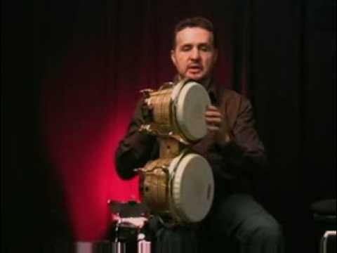 How To Tune Bongo Drums With Memo Acevedo