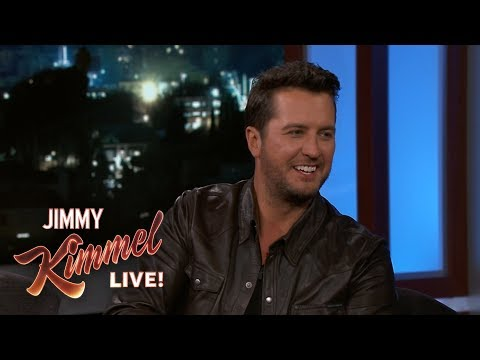 Luke Bryan Gets Stressed Judging American Idol