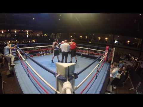 Ultra White Collar Boxing | Durham | Ian Turnbull VS Liam McMahon
