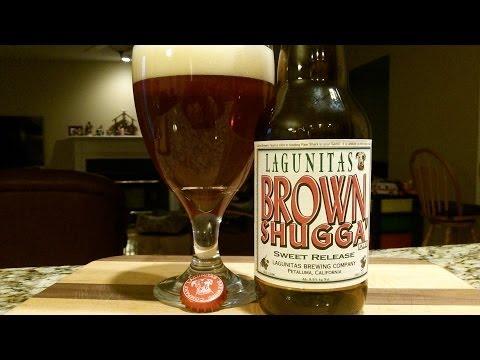Lagunitas Brewing Co. Brown Shugga' - 2013 Batch - ((SUPER FREH)) DJs BrewTube Beer Review #402