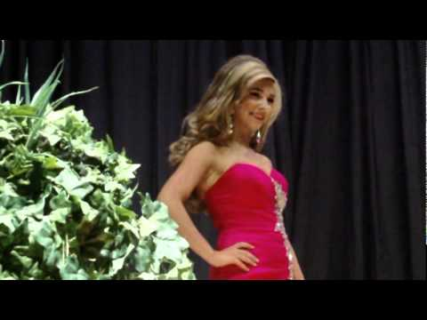 Miss North Mississippi Magnolia State Pageant 2012 Olive Branch.mpg