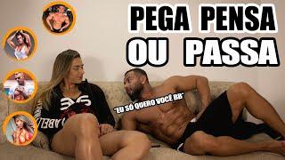 PEGA, PENSA ou PASSA   ''PEGO FACIL''