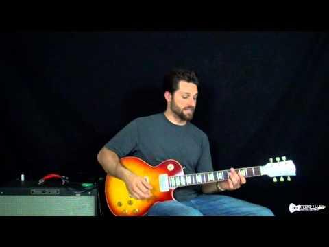 Evil Ways - Electric Guitar Lesson Preview