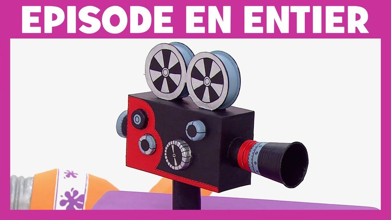 Art Attack La Cinematic 1000 Disney Junior Vf Youtube