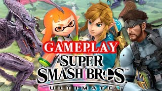 Super Smash Bros. Ultimate - In Depth Impressions