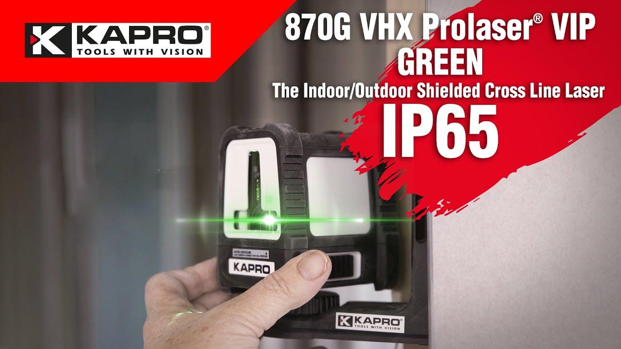 870G VHX Prolaser VIP