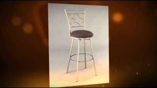 Metal Bar Stools - Great For Decorating