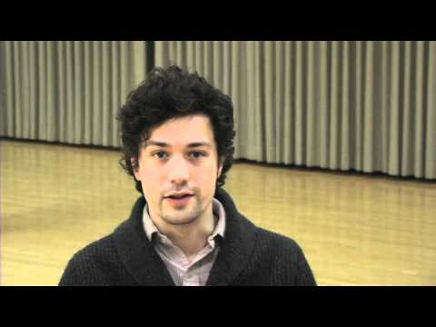 Travesties: Christian Coulson
