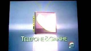 Abertura Telefone & Ganhe Com Helen Ganzarolli - Sbt 01:00 Segunda a Sábado