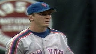 NYM@PHI: David Cones strikes out 19 Phillies