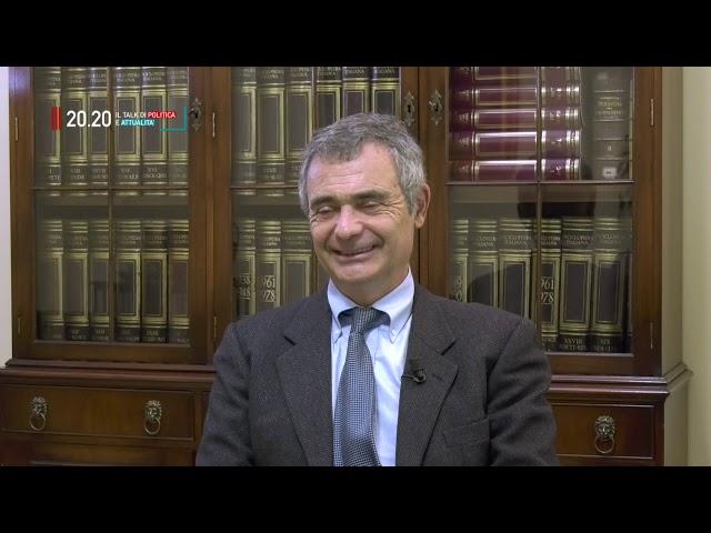 Speciale 2020 | Intervista al segretario generale del Censis, Giorgio De Rita