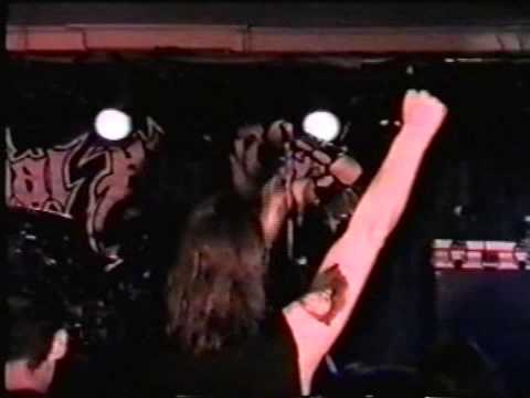 BESTIAL WARLUST- Melbourne, Australia 7-12-96