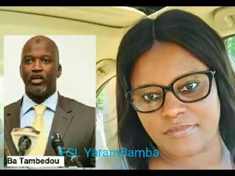 Gambia's Justice Minister Ba Tambedou's Exclusive Interview On Fatu Network