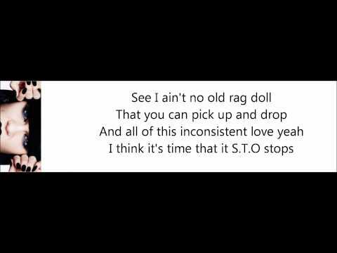 Jessie J Mamma Knows Best Lyrics HQ/HD