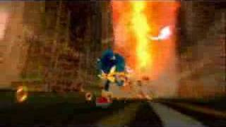 Sonic Next Gen Trailer 2006
