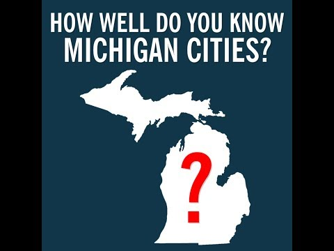 Is this a real Michigan city?