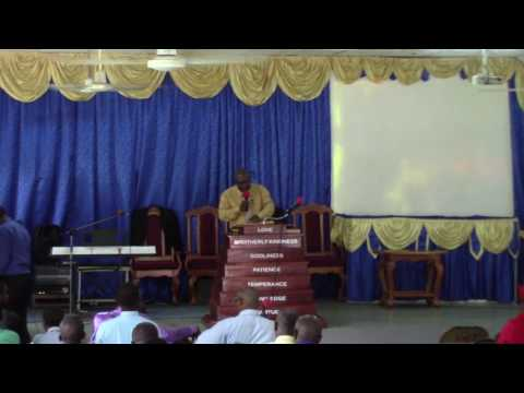 The Voice Of GOD - Spoken Word Apostolic Tab. Inc. Linstead, Jamaica