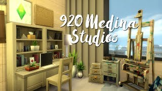 The Sims 4 | Apartment Renovation: 920 Medina Studios (Base Game & City Living Only!)