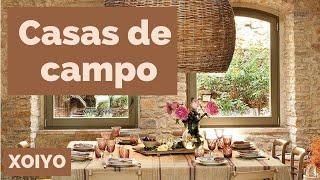 Gambar cover Diseño y decoración de interiores   Casas de campo   Ideas para decoración   2019  