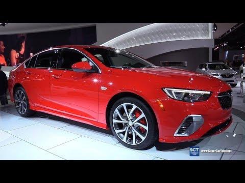 2018 Buick Regal GS - Exterior Walkaround - 2018 Detroit Auto Show