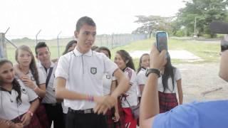 Detrás de Viento de Cola - Fans en Chaparral, Tolima
